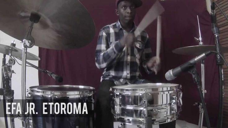 Efa Jr - Yonce - Beyonce Drum Cover