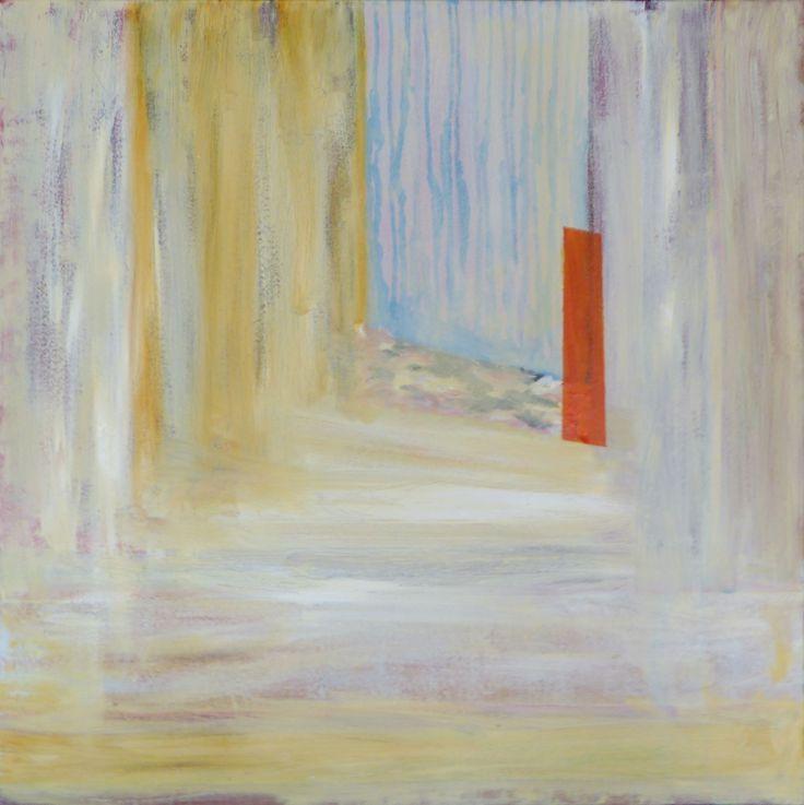"""Windows of Pain"", Oil glazes, 18"" x 24"", $200.00"