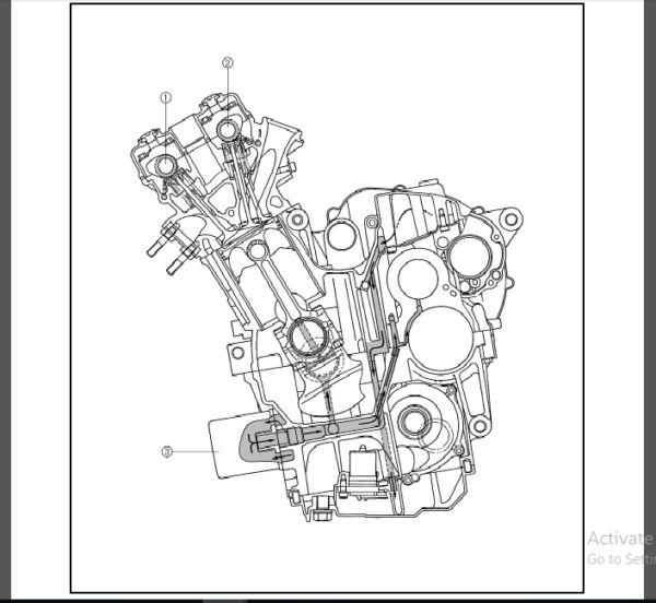 Yamaha Yzf R1 2000-2001 Full Service Repair Manual Parts