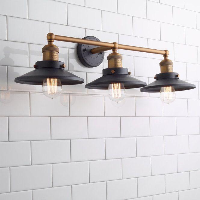 43++ Farmhouse bathroom lighting ideas custom