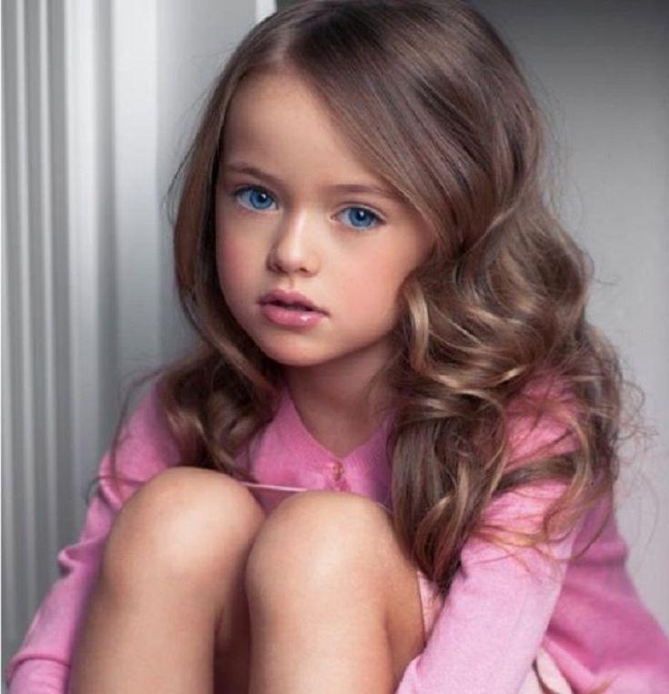 Topul celor mai frumoși copii din lume! Pe locul I - rusoaicaKristina Pimenova - considerată cea mai drăgălașă fetiță încă din fașă   Beauty a1.ro