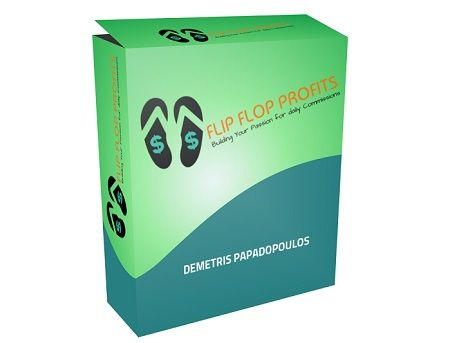 Flip Flop Profits is a new course by Demetris Papadopoulos, that will show you exactly how you can start an Affiliate Blogging business from from their Passion with minimal budget.
