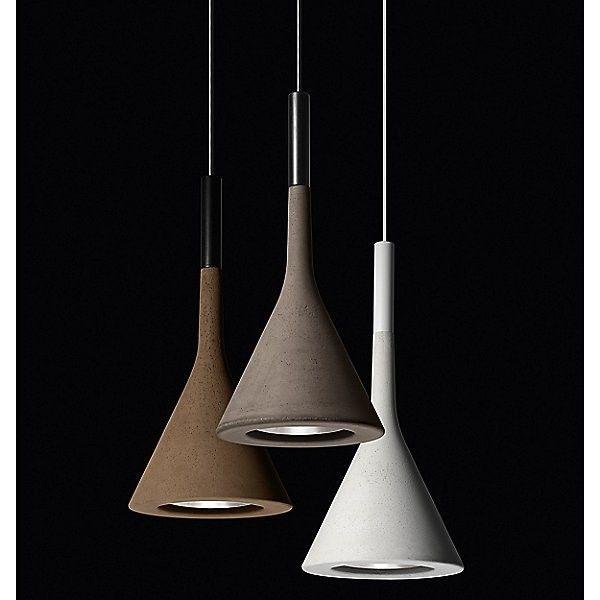 Spectacular Foscarini Aplomb Pendant AUD liked on Polyvore featuring home lighting