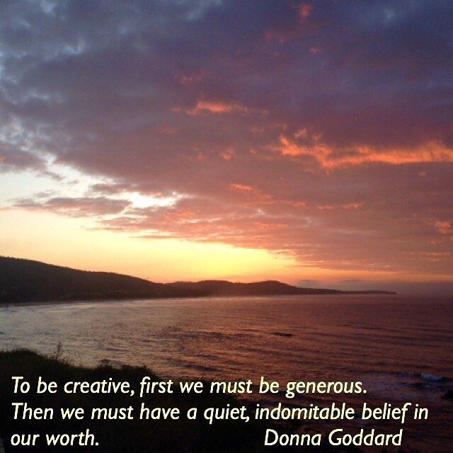 #creative #worth #belief #generous #divine #quiet #confidence #path #believeinyourself #unselfish #courage #generosity #love #life #Lorne by donna.goddard http://ift.tt/1IIGiLS
