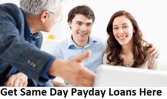 Same Day Payday Loans- Easiest Way to Grab Cash in Exigency