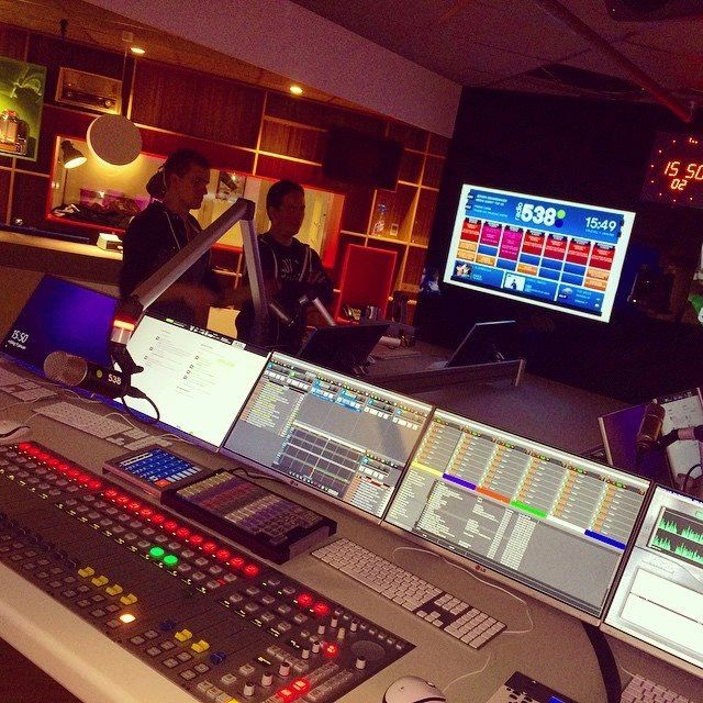 271 Best Images About Radio Station Studios On Pinterest