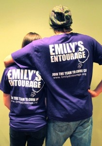 Like what you see? Get an Emily's Entourage t-shirt - http://emilysentourage.org/?page_id=405