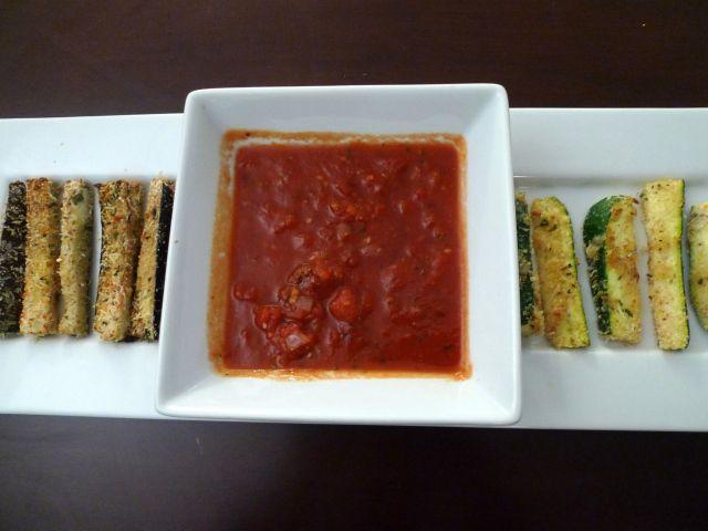 ... sticks | Delicious Food | Pinterest | Baked Eggplant, Zucchini Sticks