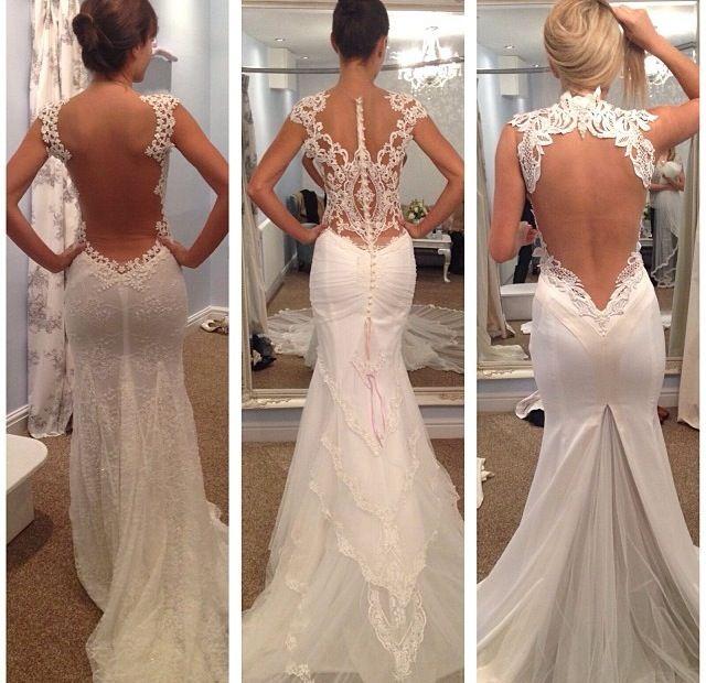 Open Back Wedding Dresses Welcome