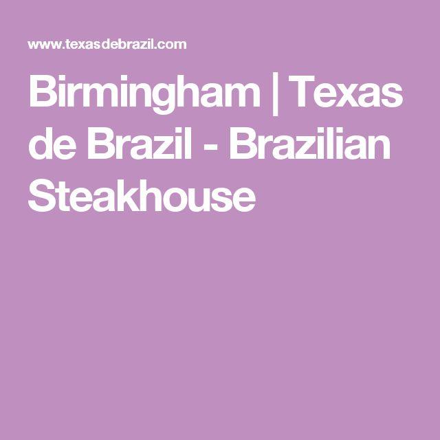 Birmingham | Texas de Brazil - Brazilian Steakhouse