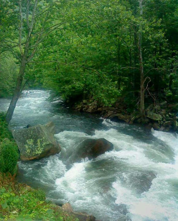 Nantahala River in Bryson City,NC. Can't wait till the boys are old enough for white water rafting.