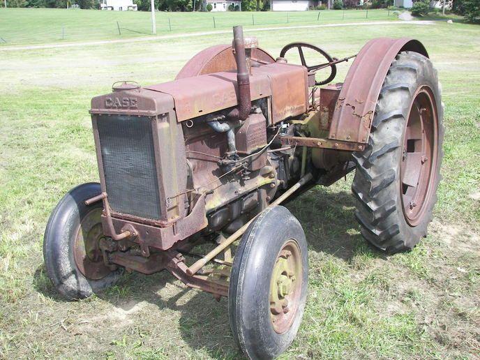 resultado de imagen de 1936 caso tractor rc