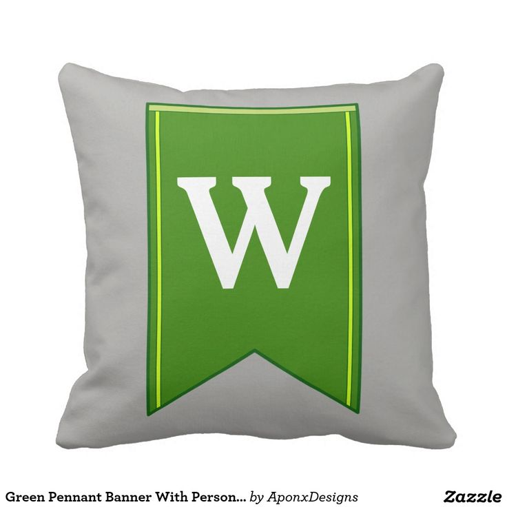 17 Best Ideas About Initial Pillow On Pinterest Throw
