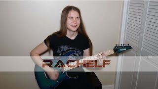 Rachelf: Ace of Spades - Motörhead    Hope you enjoy my guitar cover of Ace of Spades by Motörhead! Awesome song with awesome guitar parts :). Thank you for watching!  Get a Rachelf shirt and support the channel here! http://ift.tt/2eOZJBC My Gear: http://ift.tt/2j7Enk9 Instagram: http://ift.tt/2nGldUf  I recorded two guitar rhythm tracks and panned one left and one right for the parts where they were the same. This was recorded and edited using Bias FX Reaper and Adobe Premier Pro.  Ace of…