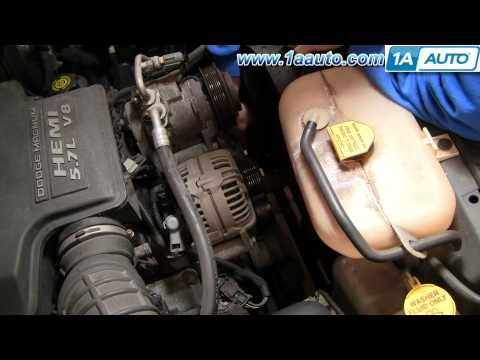 9 best automotive belts images on pinterest pulley car repair auto repair replace serpentine belt dodge ram 02 08 57l hemi 1aauto youtube fandeluxe Images