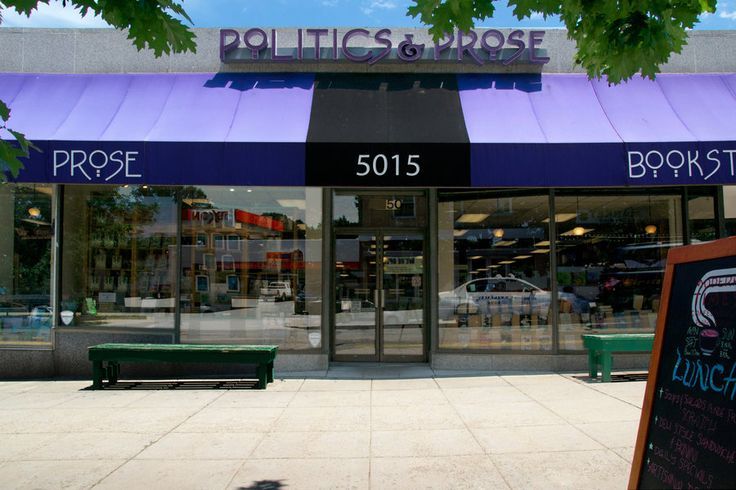 Best Southern Bookstores: Politics and Prose (Washington, D.C.)