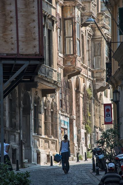 Beyoglu, İstanbul, Turkey