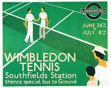 Image result for wimbledon posters
