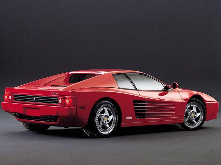 Ferrari F512 M Ferrari Ferrari Testarossa Cars