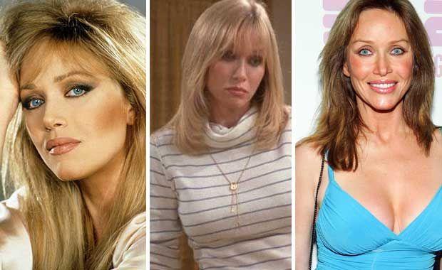 Tanya Roberts #jamesbondgirls #thenandnow   James bond girls, Bond girls, Bond women