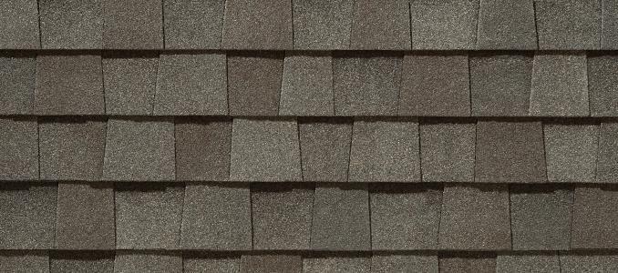LANDMARK-color is Weathered Wood-Landmark™ - Designer - Residential - Roofing - CertainTeed Good!