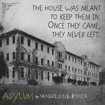 Image result for asylum by madeleine roux