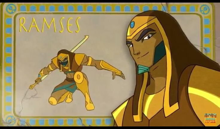 Герои мультика египтус имена и картинки