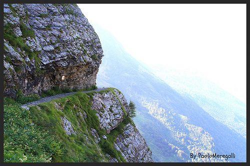 Path to Curò