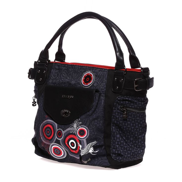Desigual mcbee fun geisha sac à main noir chez Brandalley - ShopandBuy.fr