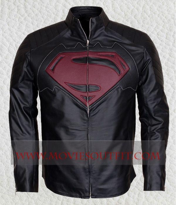 Batman V Superman Dawn Of Justice Costume Jacket