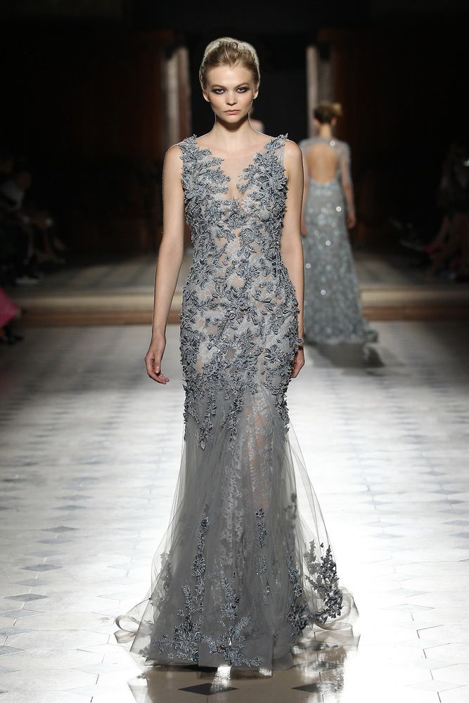 Tony Ward Couture Fall Winter 2015-16 l Style 12
