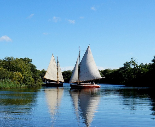 A great place to chill - Norfolk broads Recommend you hire a boat to experience. You won't be disappointed - Brenda