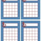 Nautical Reward Incentive Charts - Use these nautical theme reward charts to motivate your students. You can use stamps or stickers to mark the squares for completing homework, good ...