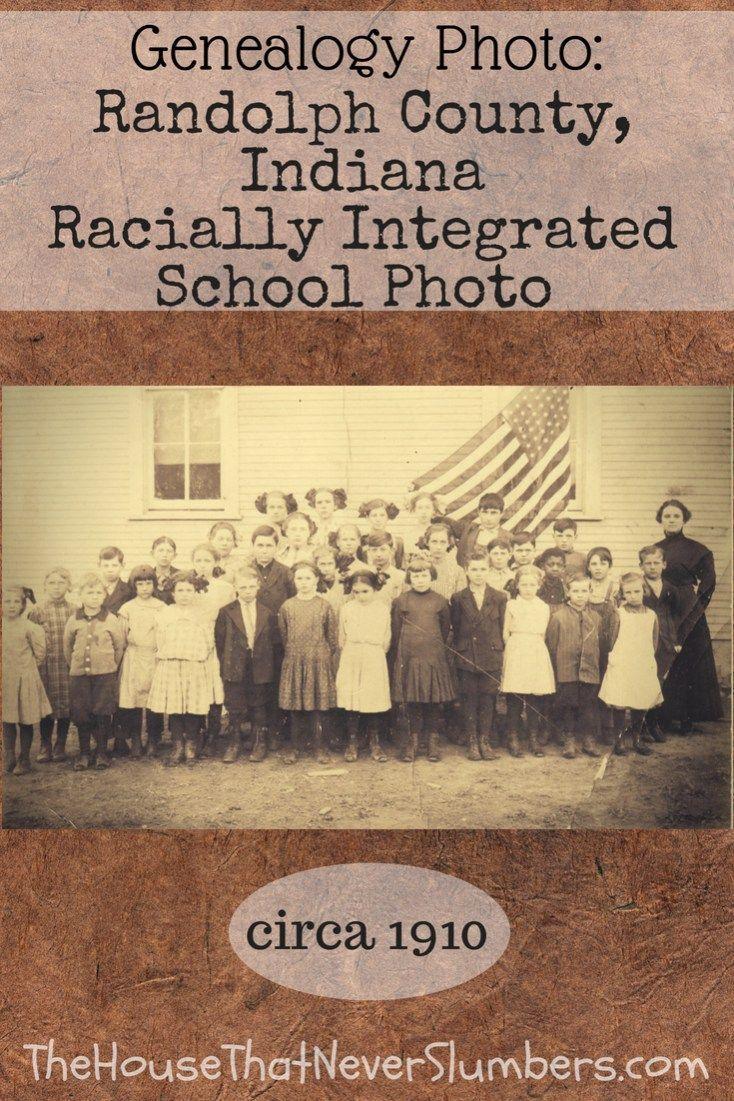 Randolph County Indiana - Josephine Gordon and Marshall Sickels