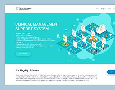 """Check out new work on my @Behance portfolio: """"clinical management"""" http://be.net/gallery/52626653/clinical-management"""