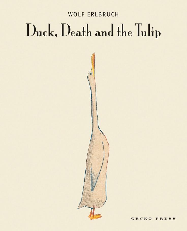 Wonderful book by Wolf Erlbruch