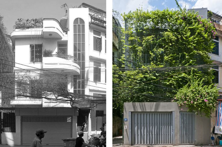 Green Renovation,Courtesy of Vo Trong Nghia Architects