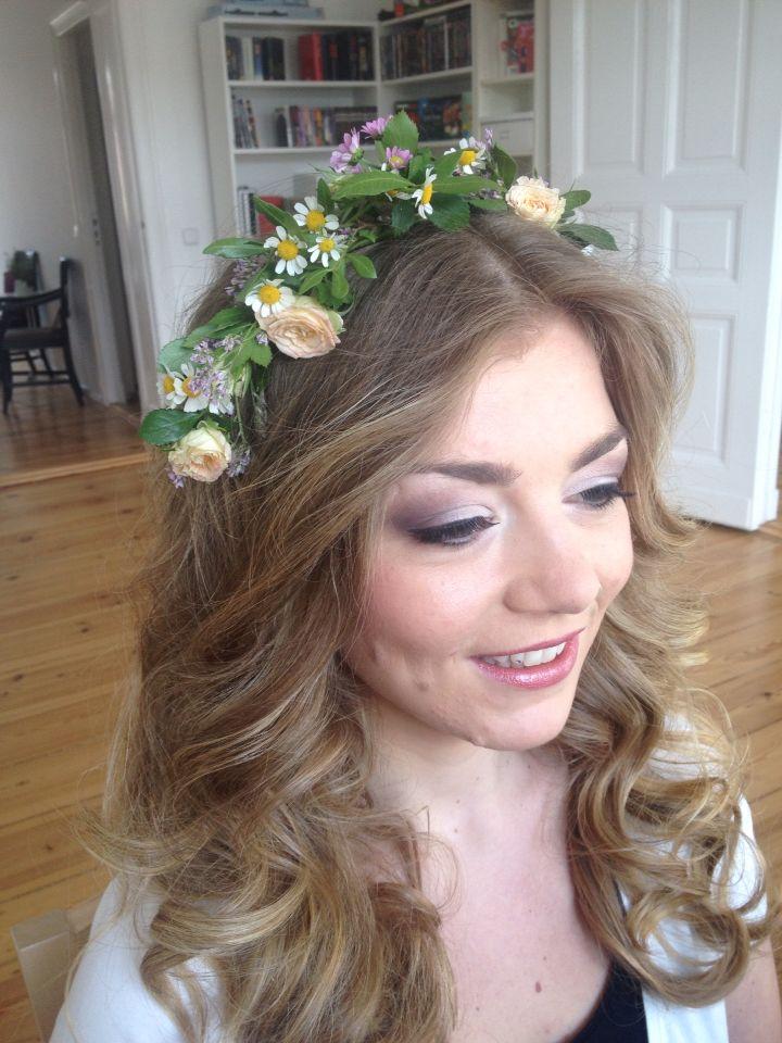 hochzeitsmake-up, braut make-up, bridal make-up, focus auf die Augen