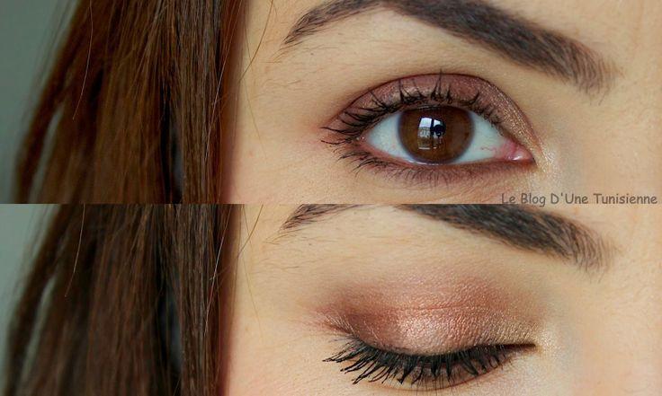 Everyday No Eyeliner Makeup