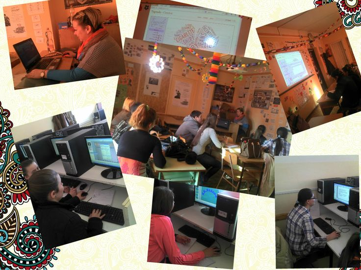 A mai napon elkezdtük digitálisan feldolgozni a kutatás eddigi eredményeit. Logókat és szófelhőket készítettünk az egyes korszakokhoz, majd informatikaóra keretében a diákok elkezdték elkészíteni a bemutatóikat.