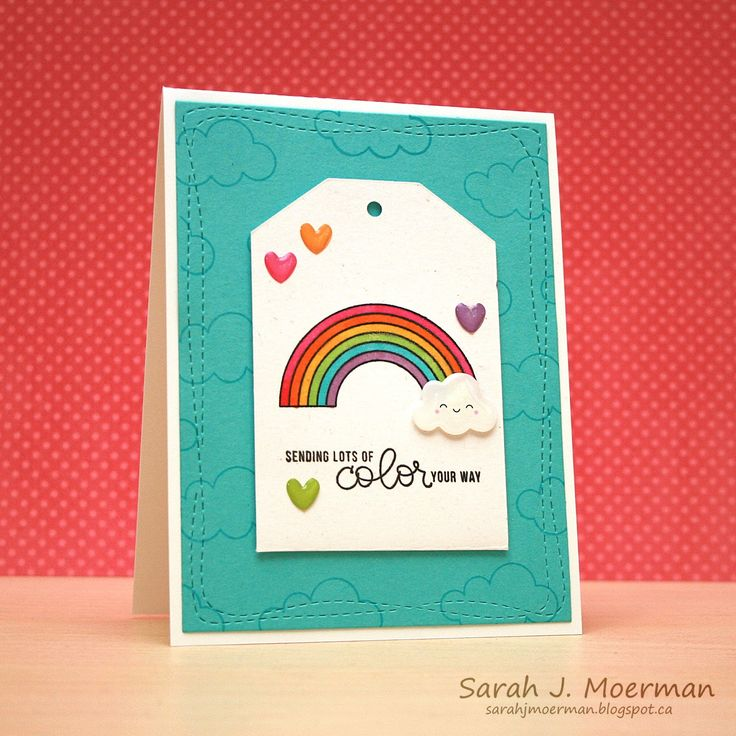 Simon Says Stamp September 2017 Card Kit and GIveaway