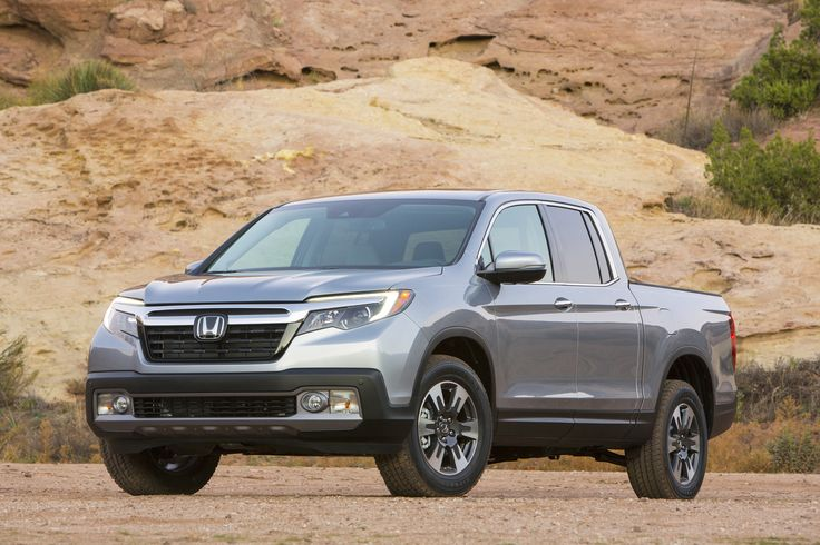 2017 Honda Ridgeline Rated Up to 26 MPG | Impressive efficiency figures for the new Honda pickup truck