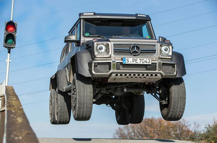 Mercedes-Benz G63 AMG 6x6 #cardoings #cars #supercars #auto #BMW #Audi #Mercedes #Deals #automotive
