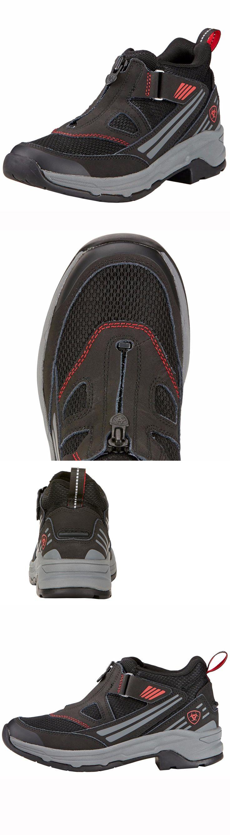Paddock and Jodhpur Boots 100253: New Sz 7 Ariat Maxtrak Ul Zip Womens Riding Boot Endurance Trail Terrain Shoe BUY IT NOW ONLY: $92.95
