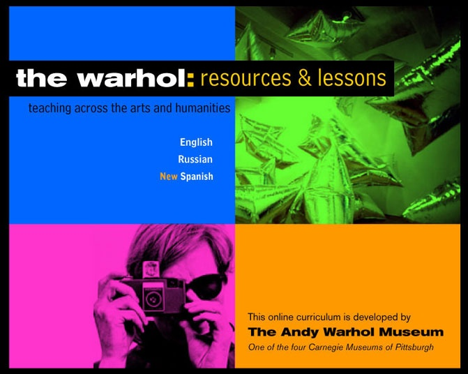 The Warhol: Resources & Lessons