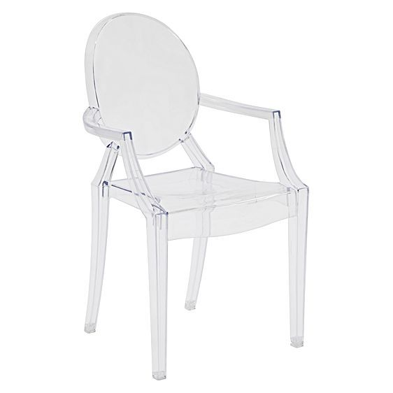 Kids ghost chair $3 from elegant tea time