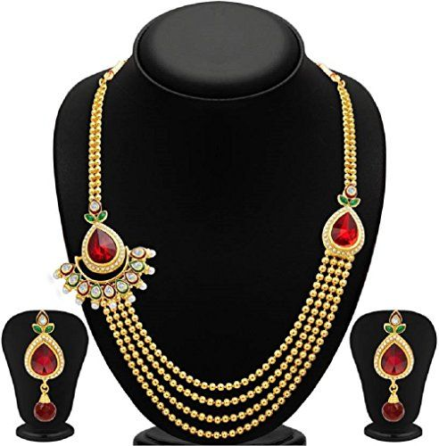 Red Stone Indian Bollywood Designer Gold Plated 4 Strand ... https://www.amazon.ca/dp/B06X9R6755/ref=cm_sw_r_pi_dp_x_FcOSyb2E54FHR