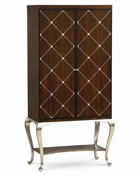 Nice Legs : Classic Contemporary : Closed Storage : con-closto-002   Caracole Furniture