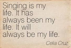 quotes about singing - Google Search