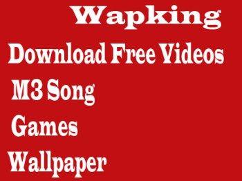 Wapking - Download Videos | Wallpaper | Mp3 Songs | Games - Tecteem
